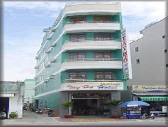 Khách sạn Tây Hồ (98B Trần Phú, Nha Trang)