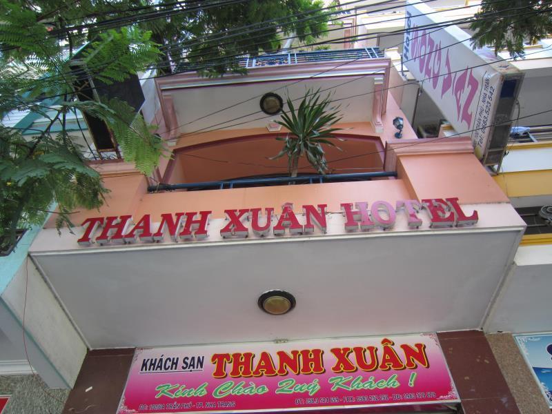 Khách sạn Thanh Xuân (100/6A Trần Phú, Nha Trang)
