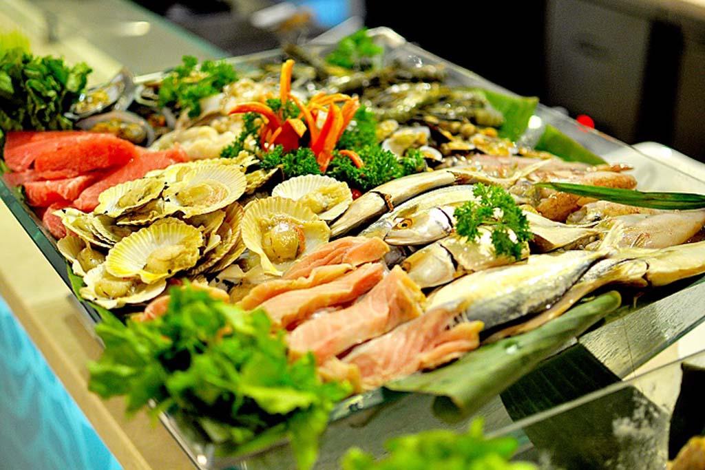 Danh sách quán hải sản ngon, bổ, rẻ nha trang.