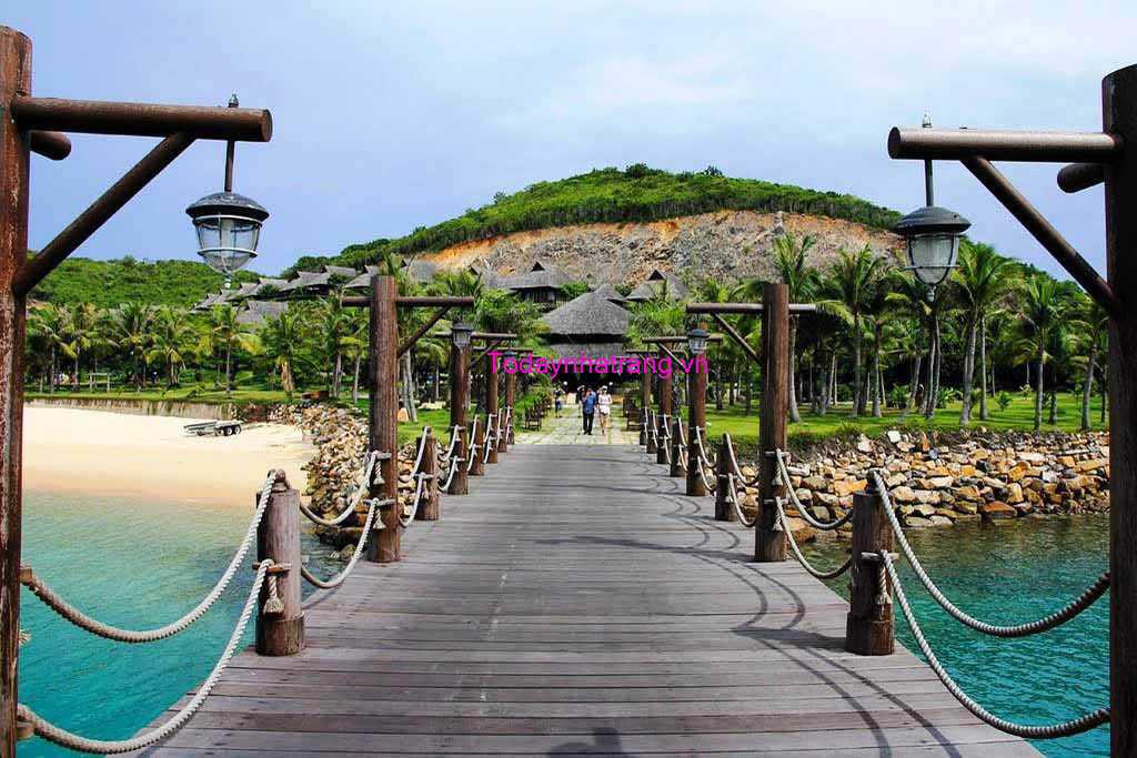 Tour 3 Đảo Nha Trang  Hòn Tằm  - 600k trọn gói.