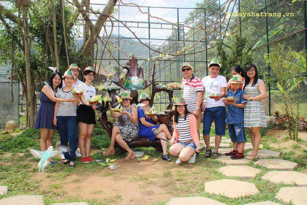 Có gì độc đáo ở công viên Yang Bay Nha Trang